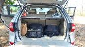 2014 Renault Koleos facelift review boot