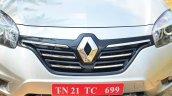 2014 Renault Koleos facelift review logo