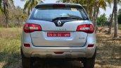2014 Renault Koleos facelift review rear