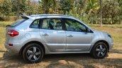 2014 Renault Koleos facelift review side angle