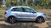 2014 Renault Koleos facelift review side