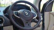 2014 Renault Koleos facelift review steering