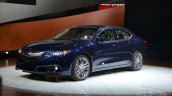 2015 Acura TLX 2014 New York Auto Show front quarter