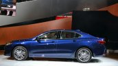2015 Acura TLX 2014 New York Auto Show side