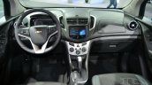 2015 Chevrolet Trax at 2014 New York Auto Show - dashboard