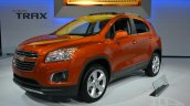 2015 Chevrolet Trax at 2014 New York Auto Show - front three quarter