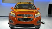 2015 Chevrolet Trax at 2014 New York Auto Show - front