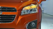 2015 Chevrolet Trax at 2014 New York Auto Show - headlamp