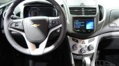 2015 Chevrolet Trax at 2014 New York Auto Show - steering