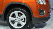 2015 Chevrolet Trax at 2014 New York Auto Show - wheel
