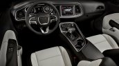 2015 Dodge Challenger dashboard press shot