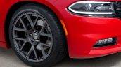 2015 Dodge Charger wheel press shot