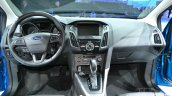 2015 Ford Focus at 2014 New York Auto Show - dashboard