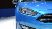 2015 Ford Focus at 2014 New York Auto Show - headlamp