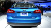 2015 Ford Focus at 2014 New York Auto Show - rear
