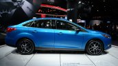 2015 Ford Focus at 2014 New York Auto Show - side
