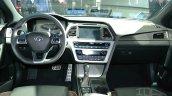 2015 Hyundai Sonata at 2014 New York Auto Show - dashboard