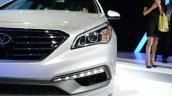 2015 Hyundai Sonata at 2014 New York Auto Show - front aero