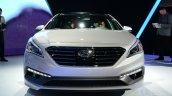 2015 Hyundai Sonata at 2014 New York Auto Show - front
