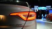 2015 Hyundai Sonata at 2014 New York Auto Show - taillight