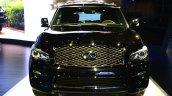 2015 Infiniti QX80 at 2014 NY Auto Show front