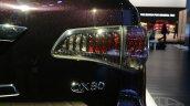 2015 Infiniti QX80 at 2014 NY Auto Show taillight