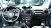 2015 Jeep Renegade at 2014 New York Auto Show - dashboard