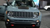 2015 Jeep Renegade at 2014 New York Auto Show - front