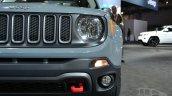 2015 Jeep Renegade at 2014 New York Auto Show - headlamp
