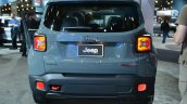 2015 Jeep Renegade at 2014 New York Auto Show - rear