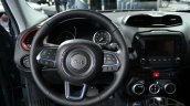 2015 Jeep Renegade at 2014 New York Auto Show - steering