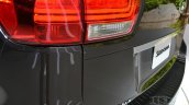 2015 Kia Sedona at 2014 New York Auto Show - boot lid