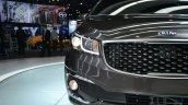2015 Kia Sedona at 2014 New York Auto Show - grille