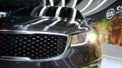 2015 Kia Sedona at 2014 New York Auto Show - headlamp