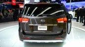2015 Kia Sedona at 2014 New York Auto Show - rear