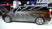 2015 Kia Sedona at 2014 New York Auto Show - side