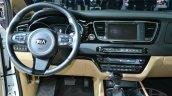 2015 Kia Sedona at 2014 New York Auto Show - steering