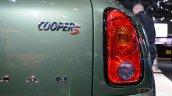 2015 MINI Countryman Facelift at 2014 New York Auto Show - logo