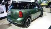 2015 MINI Countryman Facelift at 2014 New York Auto Show - rear three quarter