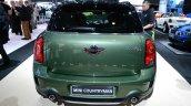 2015 MINI Countryman Facelift at 2014 New York Auto Show - rear