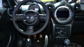 2015 MINI Countryman Facelift at 2014 New York Auto Show - steering