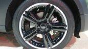 2015 MINI Countryman Facelift at 2014 New York Auto Show - wheel