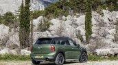 2015 Mini Countryman facelift press shot rear quarter