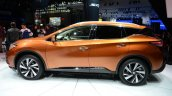 2015 Nissan Murano profile at 2014 New York Auto Show