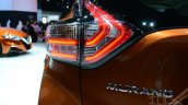 2015 Nissan Murano taillamp at 2014 New York Auto Show