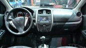2015 Nissan Versa facelift at 2014 New York Auto Show - dashboard