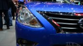2015 Nissan Versa facelift at 2014 New York Auto Show - front