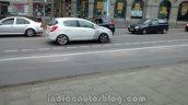 2015 Opel Corsa spied Germany side