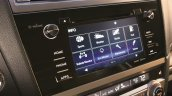 2015 Subaru Outback infotainment syystem press shot
