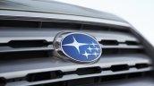 2015 Subaru Outback logo press shot
